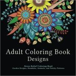 Adult Coloring Books Designs self help book