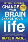 Change Your Brain Change Your Life self help book