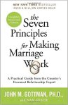 The Seven Principles for Making Marriage Work Self help book
