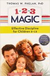 1-2-3 Magic self help parenting book