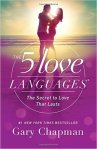The 5 Love Languages self help book for better relationships